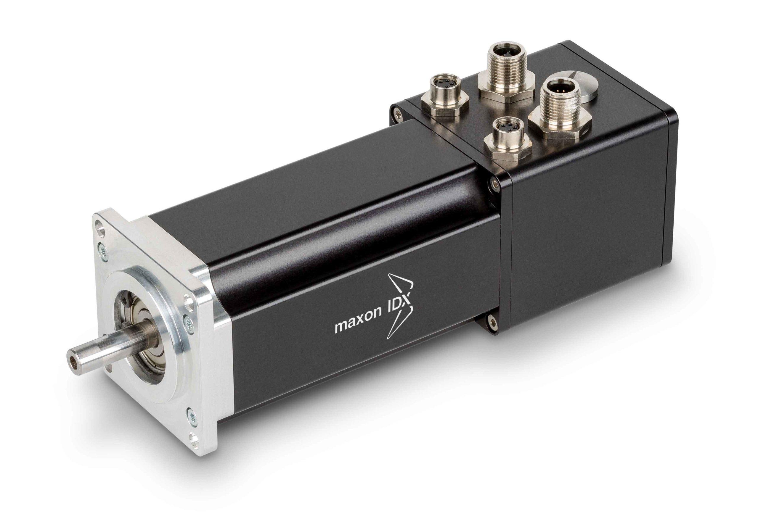 Новые интегрированные привода серии IDX от maxon
