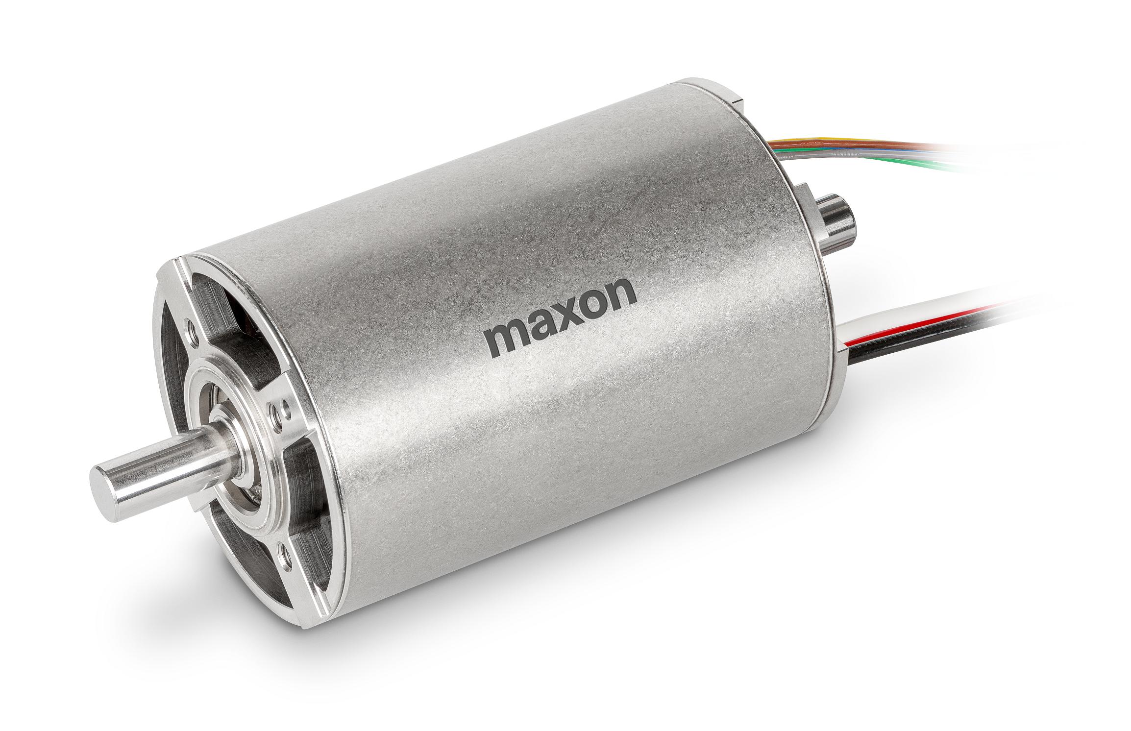 Новый бесколлекторный двигатель maxon motor EC-i52250W и 420W